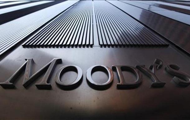 Moody s  понизило рейтинг гособлигаций Украины