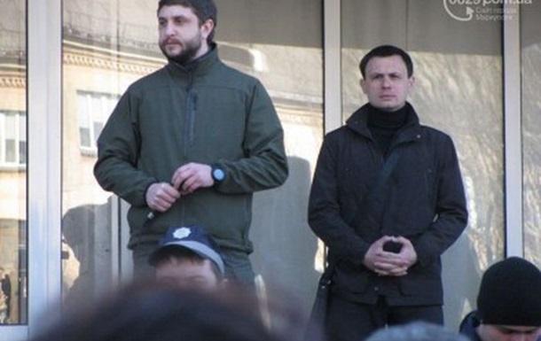 Арестован. СБУ доставила в Киев  народного мэра  Мариуполя
