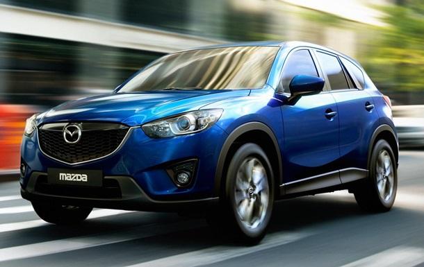 Mazda отзывает почти 90 тысяч машин