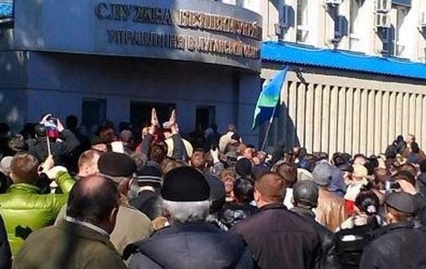 Прокуратура Харьковской области открыла производство по факту массовых беспорядков