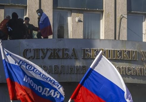 Юго-Восток Украины  взорвала  ложь наших СМИ и бездействие новой власти