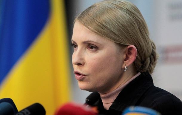 Юго-восточная Юля. Главные тезисы Тимошенко в Донецке