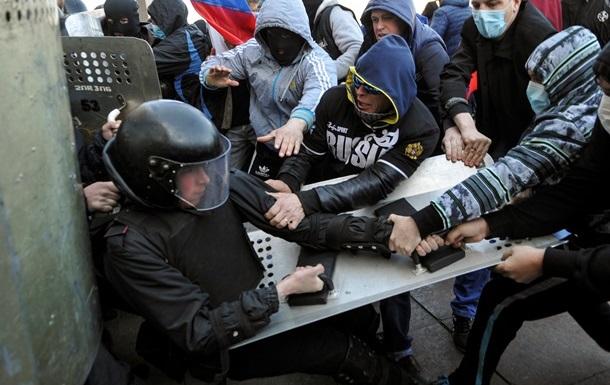 Госдеп США: Акции протеста на востоке Украины были организованы Россией