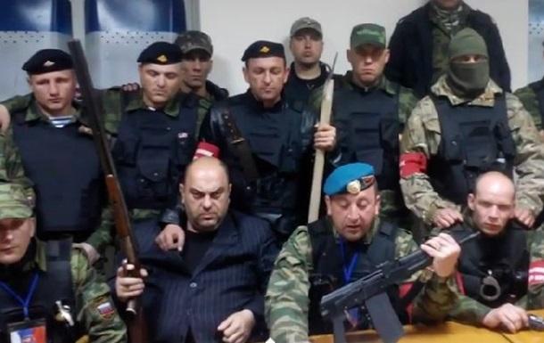 Обращение самообороны Крыма к Юго-Востоку Украины