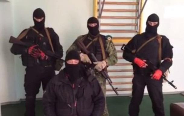 Добро пожаловать в ад. Восставшие в Луганске обратились к властям Киева