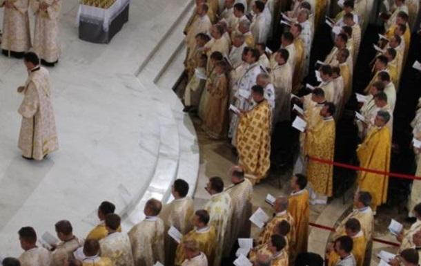 Священникам УГКЦ выдали инструкцию, как вести себя накануне выборов