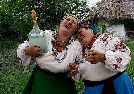 Заунывный украинский гимн