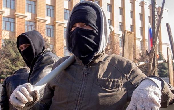 В СНБО назвали ситуацию в Луганске  крайне тревожной