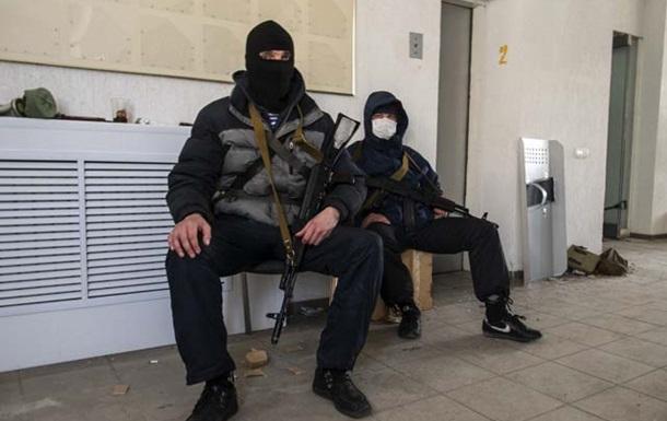 Из здания СБУ в Луганске освободили 56 человек – СБУ