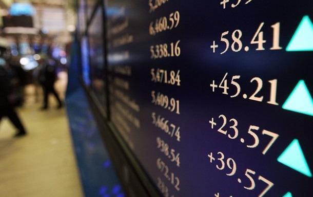 Итоги торгов на международном фондовом рынке за 8 апреля