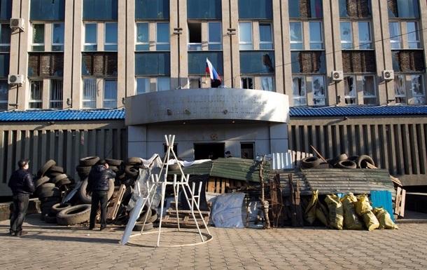 В Луганском СБУ нет заложников и россиян – Тигипко