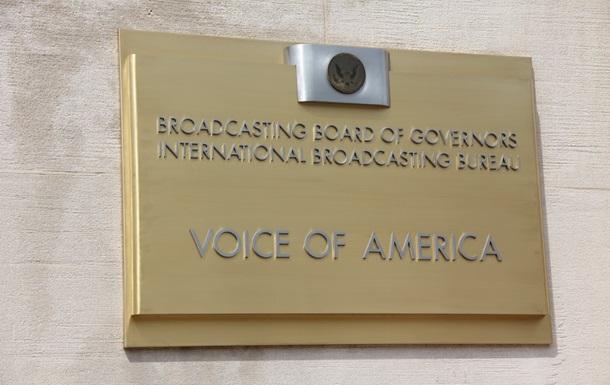 В России не позволили вещание Голоса Америки