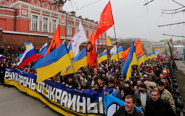 Опрос: 41% россиян испытывают симпатию и уважение к украинцам