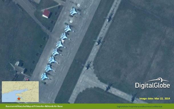 НАТО предоставило доказательства усиления армии России на границе с Украиной