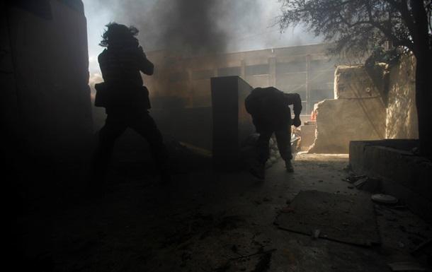 У иракской границы произошли бои между группировками исламистов