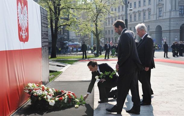 Каждый четвертый поляк считает, что катастрофа под Смоленском была подстроена