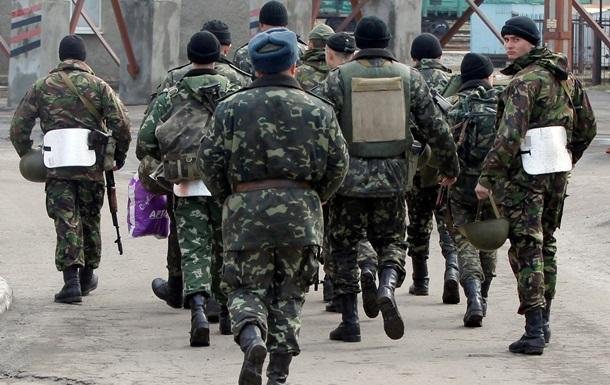 Крым покинули войска противовоздушной обороны Украины