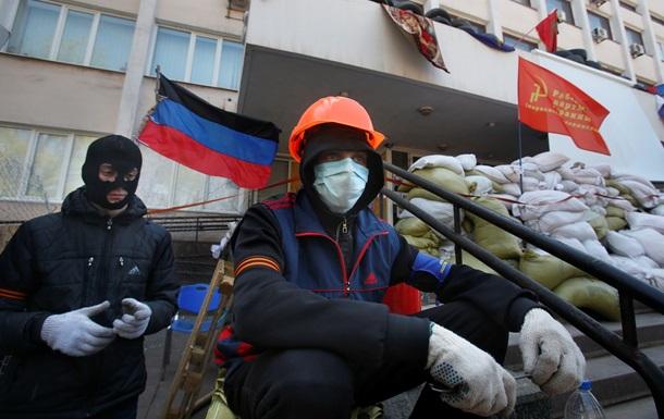 Онлайн событий на Юго-Востоке: ополчение захватывает новые города, а Киев почти согласен на референдум