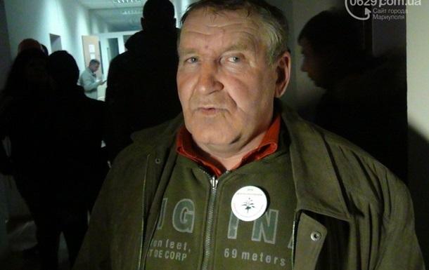 Захватчики Мариупольского горсовета выбрали  народного мэра