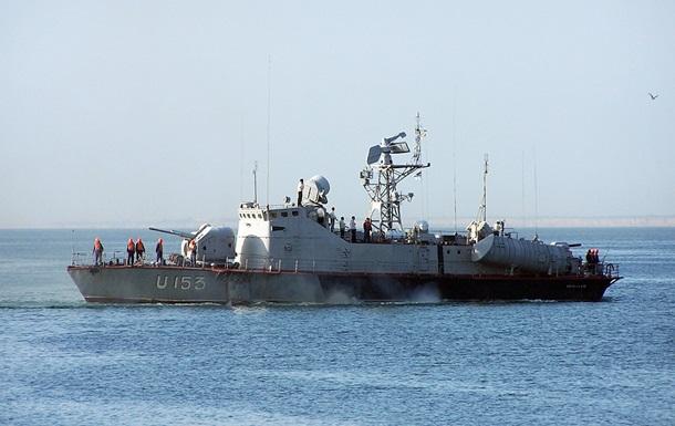 Ракетный катер Прилуки и танкер Фастов из Севастополя перебазированы в Одессу
