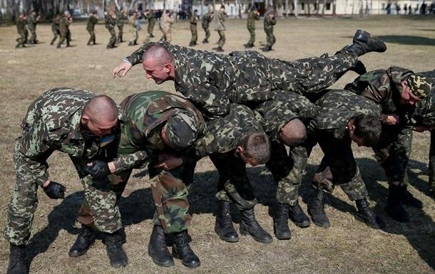 В Днепропетровске началось формирование батальона спецназначения Днепр