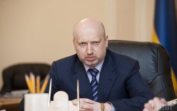 Украина выступает за совместную с ООН антитеррористическую операцию - Турчинов
