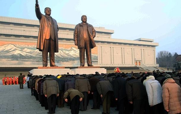 В КНДР празднуют 102-ю годовщину со дня рождения Ким Ир Сена