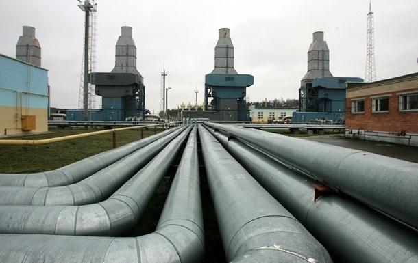 Украина начала реверсивные поставки немецкого газа