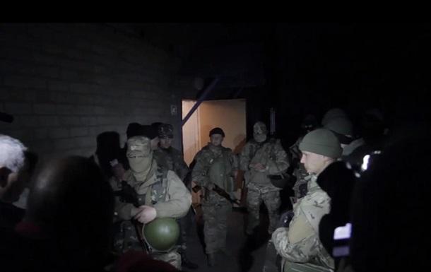 МВД обнародовало подробности спецоперации в Краматорске