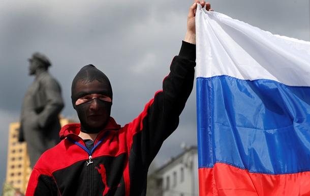 Дирижеры протеста. Кто есть кто в бунтующем юго-востоке