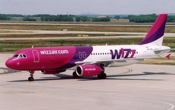 Wizz Air Украина отменила ряд международных авиарейсов