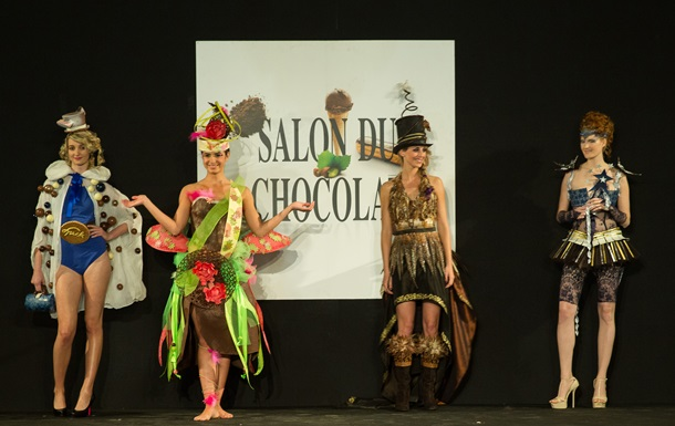 Крупнейшая в мире выставка шоколада прошла в Цюрихе. Фоторепортаж