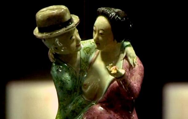 В Гонконге открылась выставка эротического искусства древнего Китая