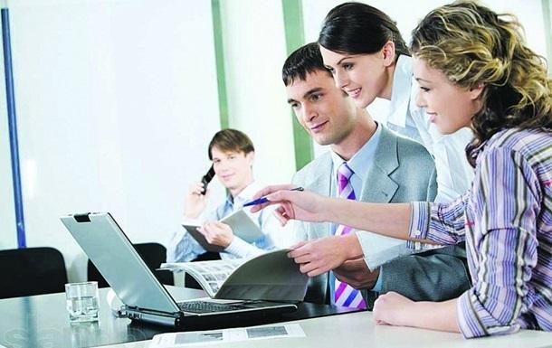 Каждый десятый офисный работник Украины учился за рубежом - исследование