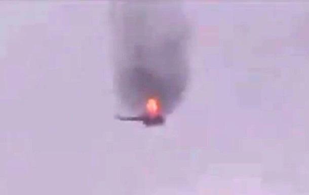 Фейковое видео со сбитым в Краматорске вертолетом стало хитом YouTube