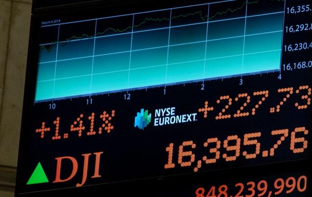 На биржах США фондовые торги завершились ростом