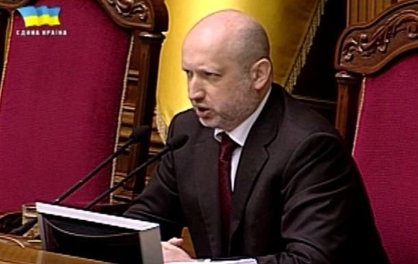 Военные 25 бригады ответят перед судом за сдачу бронетехники – Турчинов