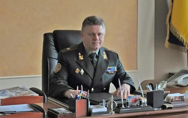 Турчинов назначил Геннадия Грищенко главой Днепропетровской СБУ