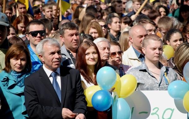 В Донецке и Луганске во время митингов за единую Украину ожидаются провокации с обеих сторон