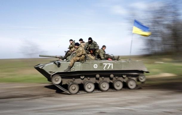 Военные 25-й бригады не сдавали бронетехнику, а выполняли приказ  сверху  - Тымчук