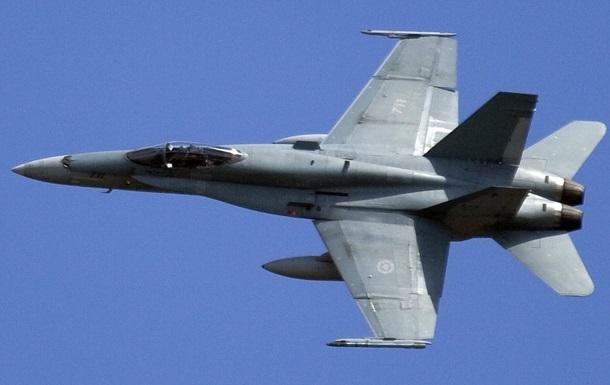 Канада направит в Польшу шесть истребителей CF-18