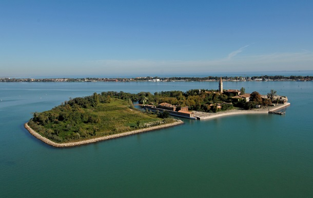 Итальянцы построят роскошный отель на острове смертников