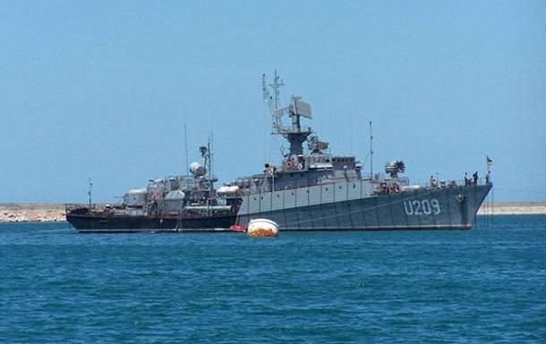 Экипаж корвета Тернополь отправился на службу в Одессу