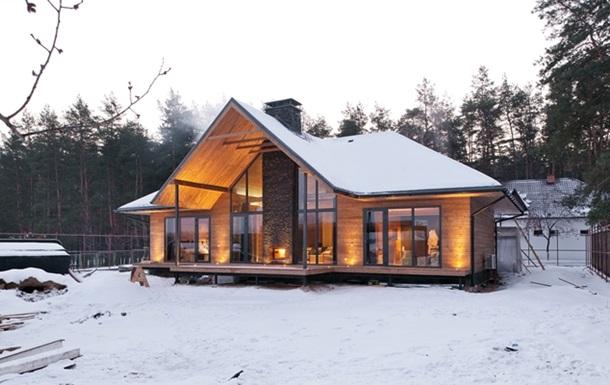 Без избитых решений. Эко-интерьер загородного дома в Полтавской области
