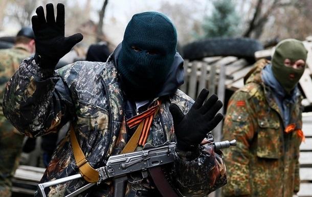 СБУ задержала одного из организаторов вооруженных массовых беспорядков в Донецкой области