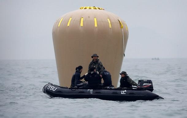 Капитан затонувшего в Южной Корее парома арестован