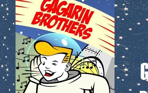PiLove cafe: 19 апреля – Gagarin Brothers (jazz, rockabilly)