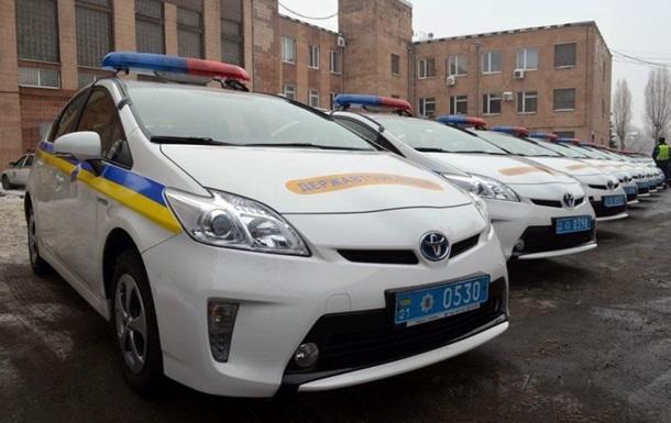 ГАИ работает в усиленном режиме в восточных регионах Украины