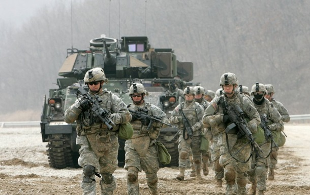 США намерены отправить 150 солдат в Польшу и Эстонию - СМИ