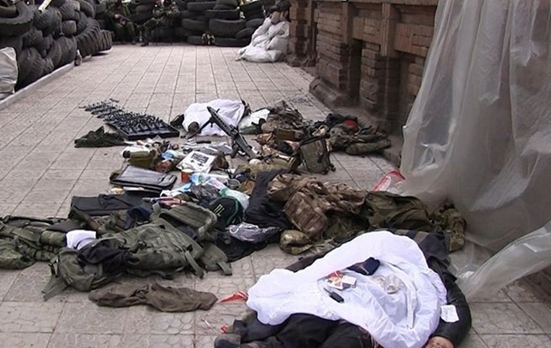 Пять человек погибли при атаке на блокпост в Славянске - СМИ